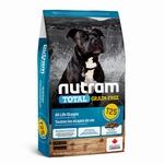 T25 Nutram Grain Free Hond Zalm en Forel 11,4kg