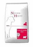 Natural Health Dog Adult 2kg