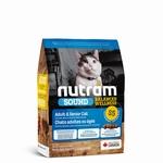 S5 Nutram Sound Adult and Senior Natural Cat 1,13kg