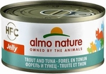 Almo Nature Tonijn met Forel 70g