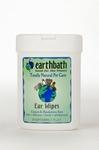 Earthbath Ear wipes 25st voor dieren