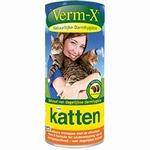 Verm-X Ontwormings Crunchies Kat 120gr (ca 2 maanden)