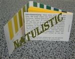 pH-strips voor meten pH-waarde urine, verpakking 100stuks