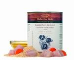 Hubertus Gold Hond Konijn+ kip + gerst + tarwekiemen  800gr