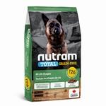 T26 Nutram Grain Free Hond Lam 13,6kg