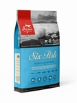 Orijen Six Fish hond 340gr