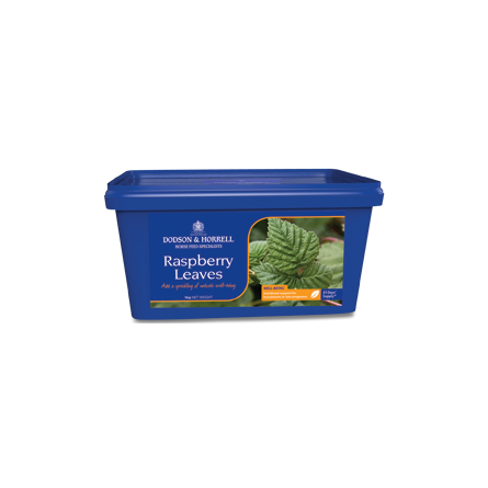 Dodson & Horrell Raspberry Leaves 1kg