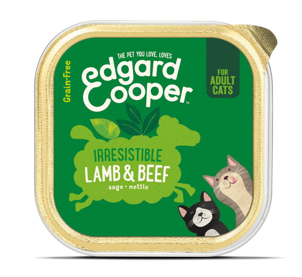 Edgard&Cooper Rund en Lam 85g