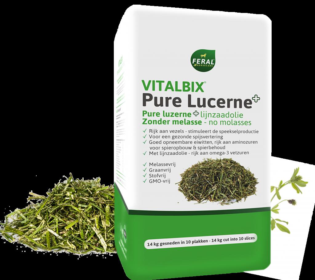 Vitalbix Pure Lucerne+ 14kg