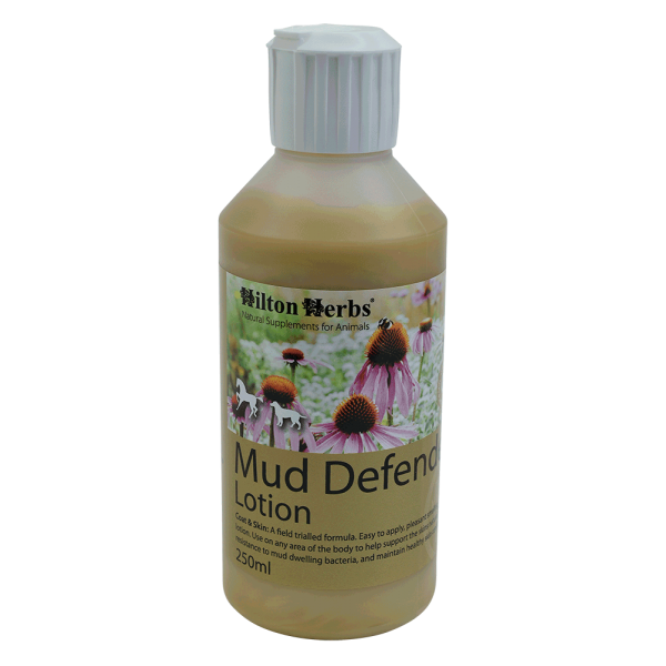 Hilton Herbs Mud Defender lotion 250ml