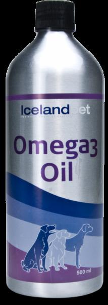 Icelandpet Omega 3 oil 500ml