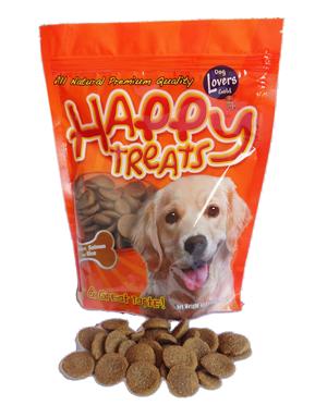 Dog Lovers Gold Happy Treats 454g