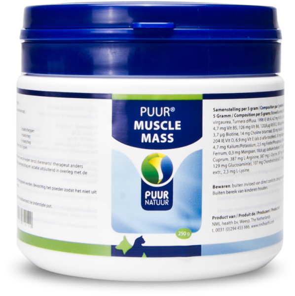 PUUR Muscle Mass 250g