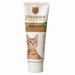 SPARROW Pet Leverworstpasta met CBD voor katten 75g