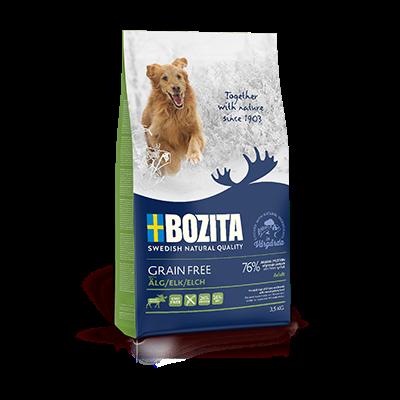 Bozita Grainfree Adult Eland 3,5kg