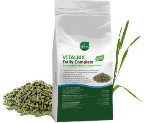 Vitalbix Daily Complete Timothy 14kg