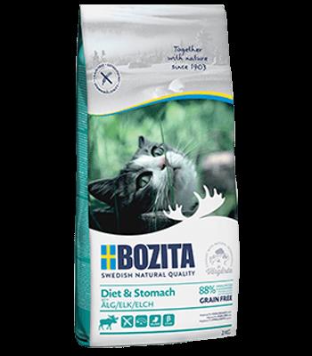 Bozita Feline Diet&Stomach Eland 2kg