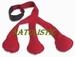 Tri pull maat Large, rood, voor honden