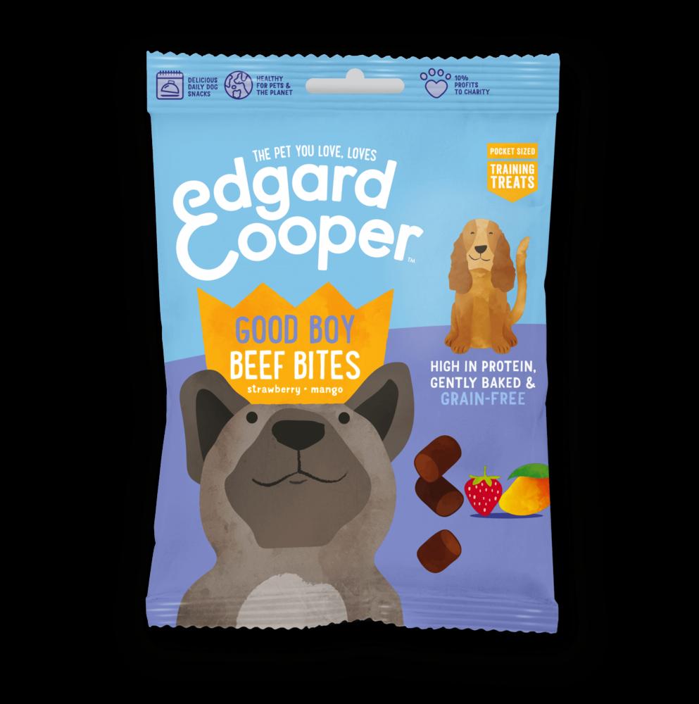 Edgard & Cooper Beef Bites 50g