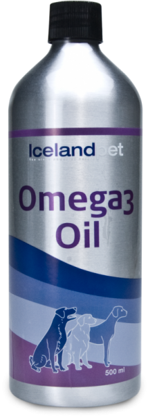 Icelandpet Omega 3 oil 500ml