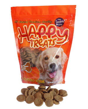 Dog Lovers Gold Happy Treats 454g