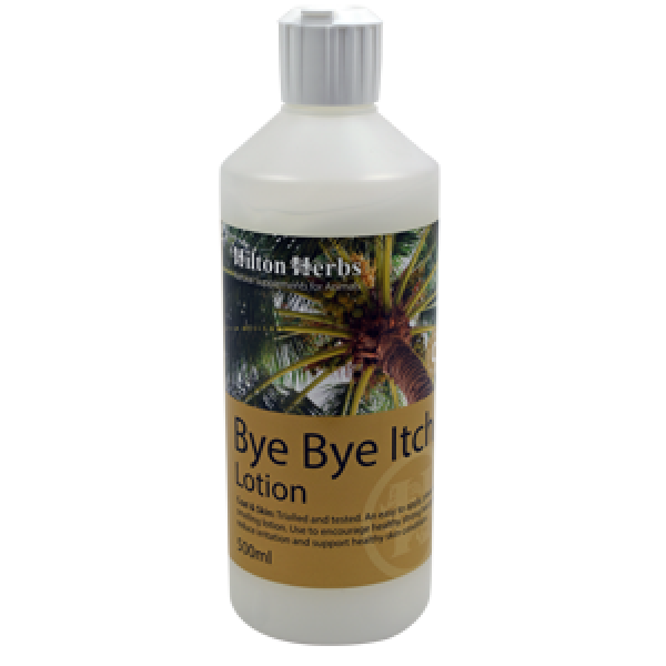 Hilton Herbs Bye Bye Itch Lotion 500ml